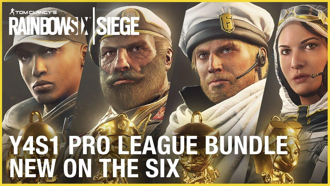 PRO LEAGUE ALL SETS Y4S1 ( Out Of Production )